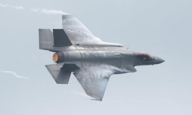"""ضغوط إسرائيلية لنقل صيانة محركات """"أف 35"""" من تركيا لإسرائيل"""