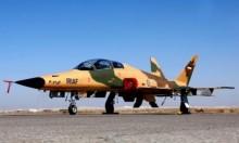 """""""كوثر"""": إيران تكشف عن طائرة مقاتلة محلية الصنع"""