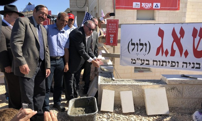 الاحتلال يصادق نهائيا على 384 وحدة سكنية استيطانية