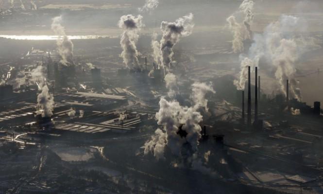 تطوير معدن لامتصاص ثاني أكسيد الكربون