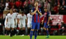 برشلونة يعلق على إمكانية رحيل راكيتيتش