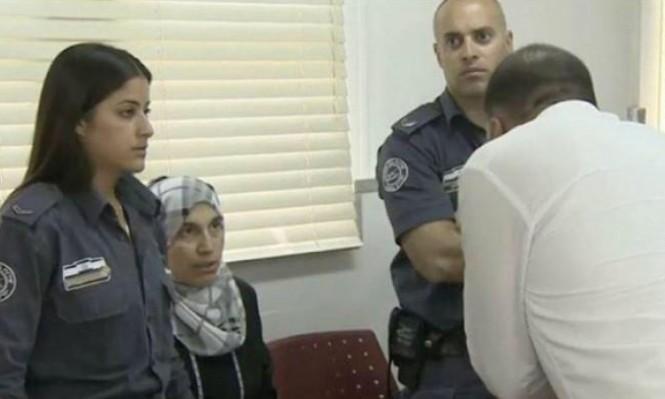 للمرة السابعة: محكمة الاحتلال تُمدّد اعتقال الأسيرة لمى خاطر