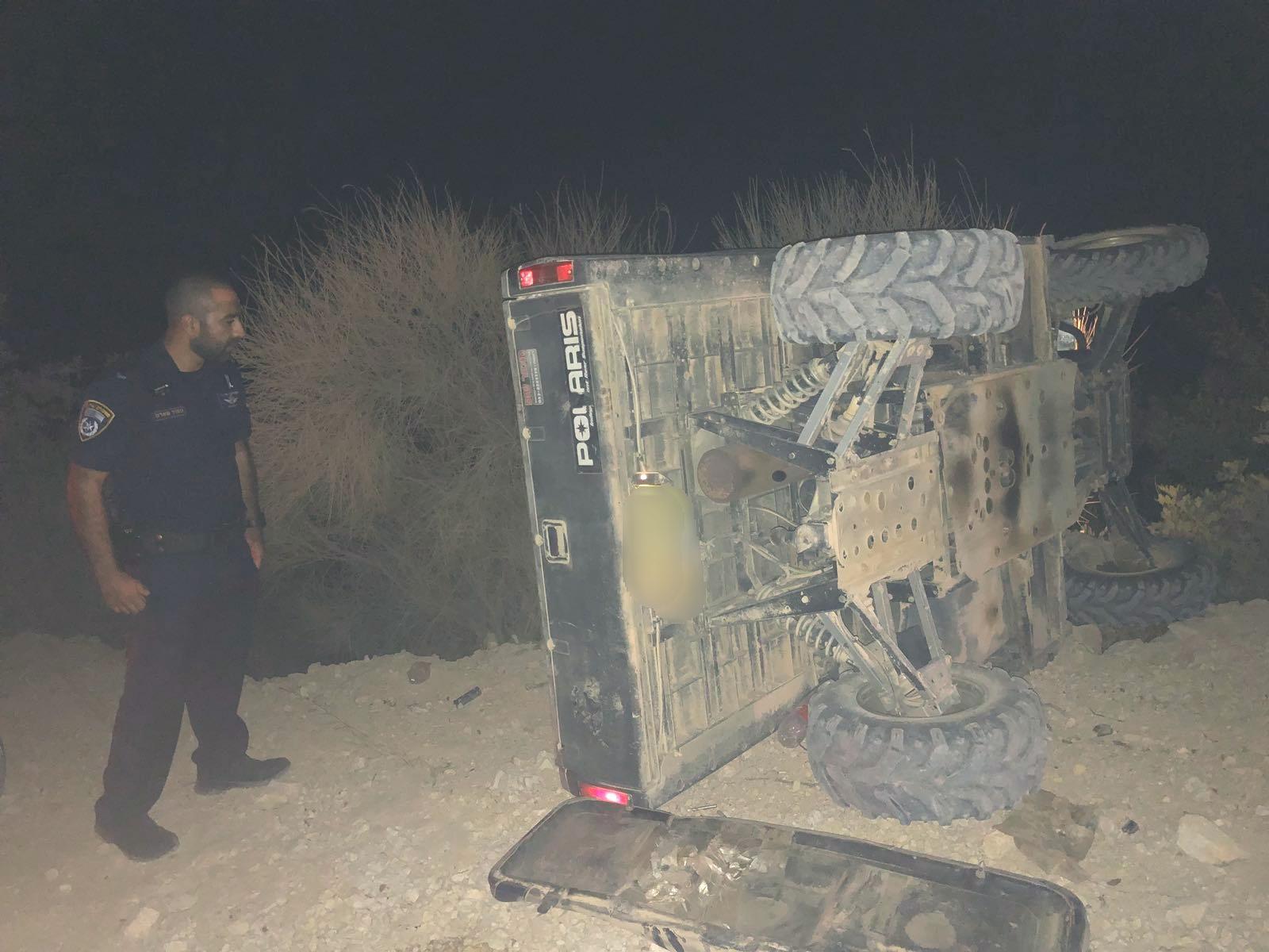 مصرع شابين عربيين بحادثي طرق