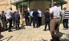 الاحتلال يعتقل 4 من موظفي لجنة إعمار الأقصى