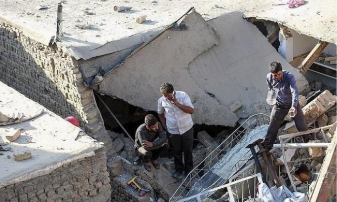 إيران: مصرع 10 أشخاص في انهيار مبنى