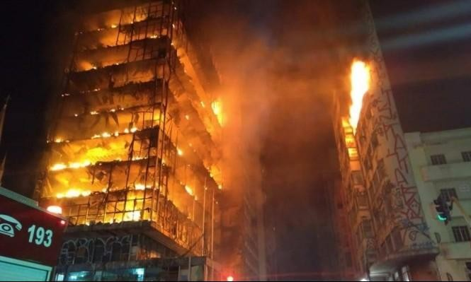 الصين: مصرع 18 شخصا في حريق بفندق