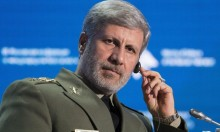 """وزير الدفاع الإيراني يصل سورية لبحث التعاون و""""الإعمار"""""""
