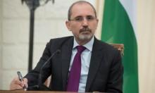 عريقات يبحث مع الصفدي حالة الانسداد السياسي وتوقُّف المفاوضات