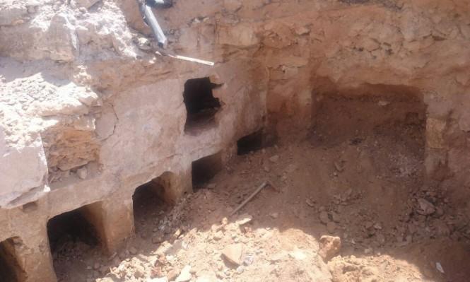 اكتشاف مقبرة في الإسكندرية تعود إلى آلاف السنين