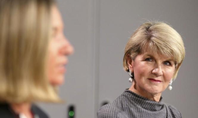أستراليا: استقالة وزيرة الخارجية جولي بيشوب