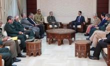 سورية وإيران توقعان اتفاق تعاون عسكري