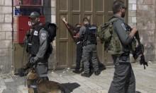 الاحتلال ينكل بثلاثة أشبال ويحول فتاة للاعتقال الإداري