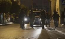 نابلس: 5 إصابات بالرصاص الحي خلال مواجهات مع الاحتلال