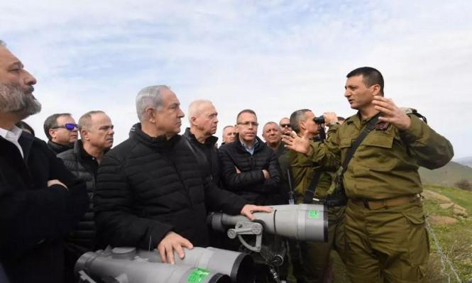 مصدر سياسي إسرائيلي: الحرب على التموضع الإيراني بسورية مستمرة