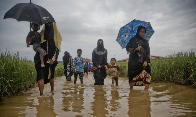 مجازر ميانمار ضد الروهينغا تكشف بشاعة وجشع إسرائيل