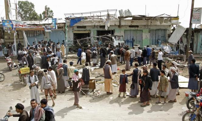 """الأمم المتحدة: """"ضربات التحالف باليمن قد تصل لجرائم حرب"""""""