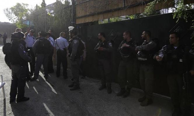 همجية الاحتلال في سلوان: هدم واعتقال واعتداء على نساء