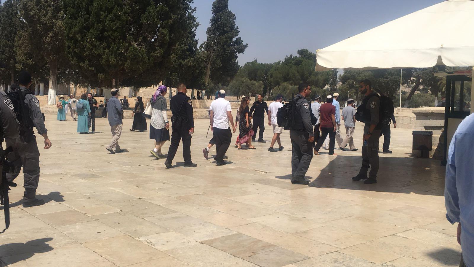 دعوات للمستوطنين لاقتحام جماعي للأقصى بـرأس السنة العبرية