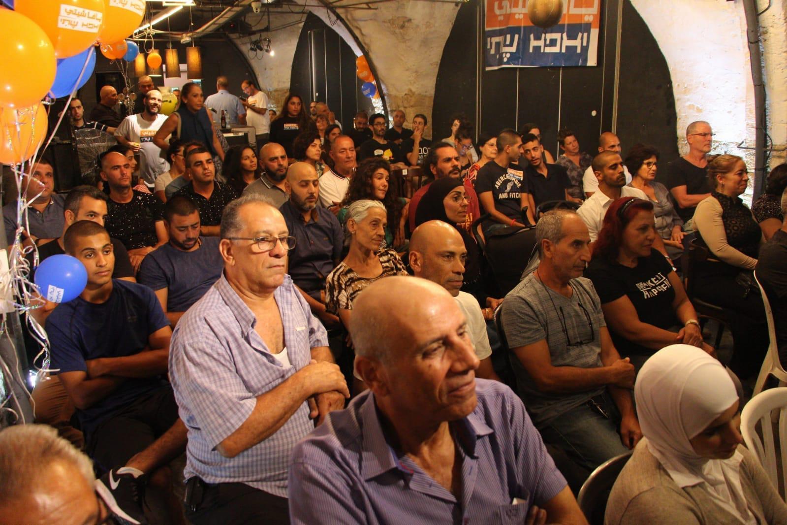 يافا: قائمة انتخابية عربية وتحديات سياسية كبيرة