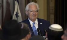 فريدمان: لا تهدئة مع غزة المواجهة العسكرية مستبعدة