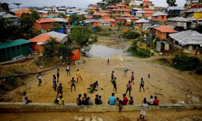انهيار سد بميانمار يغمر 85 قرية ويشرد عشرات الآلاف