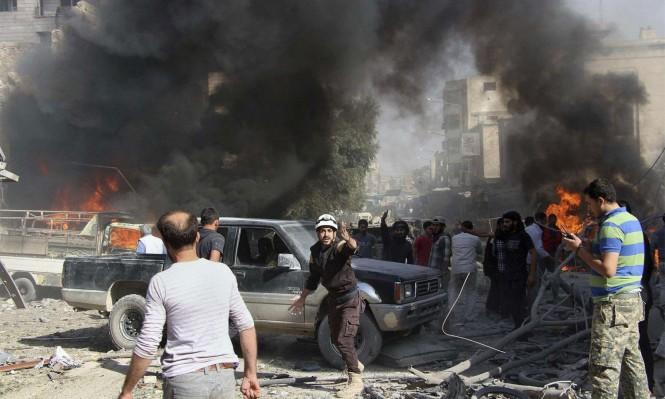 روسيا تحذر أميركا من توجيه ضربة عسكرية لسورية