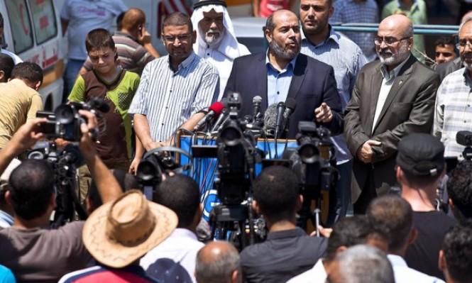 الحية: نتطلع لإنهاء حصار غزة سواء بالقوة أو بالتفاهم
