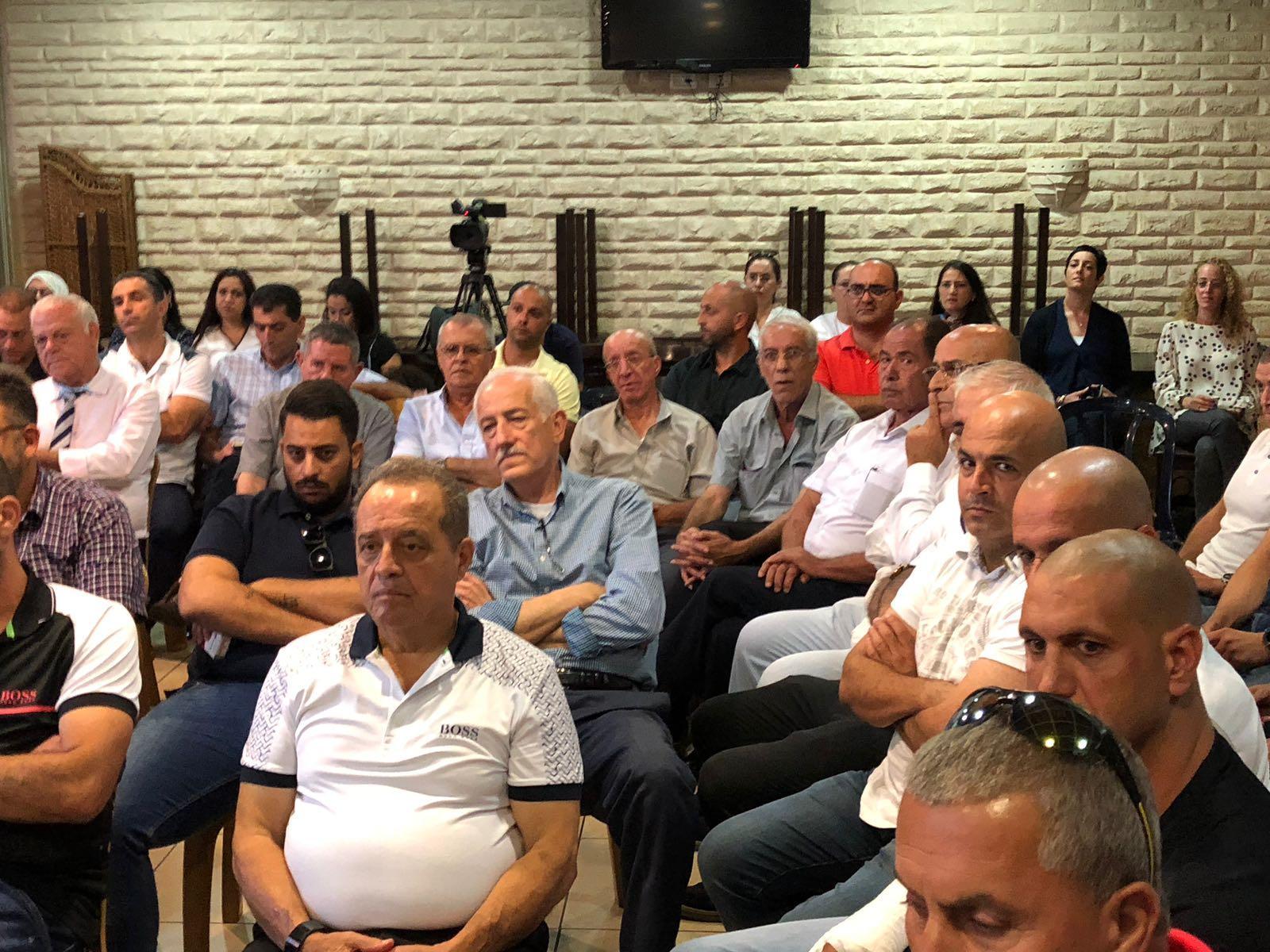 العفيفي: لا نريد معركة بل حملة انتخابية في الناصرة