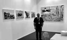 """""""زيتونتي"""" عرض للفلسطيني عيسى ديبي بسويسرا"""
