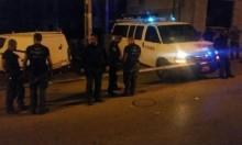 بعد ليلة دامية: إصابة شاب من شعب بإطلاق نار