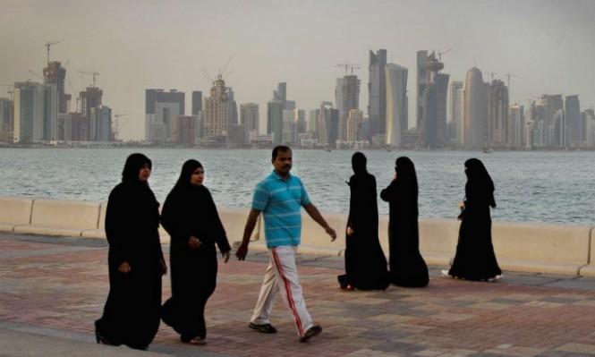 مستشار بن سلمان يهدد بحفر بقناة ستلغي جميع حدود قطر البرية