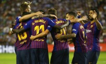 برشلونة يوجه بوصلته نحو أتلتيكو مدريد