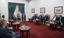 عباس يتفق مع الوفد المصري تخطي عقبات المصالحة