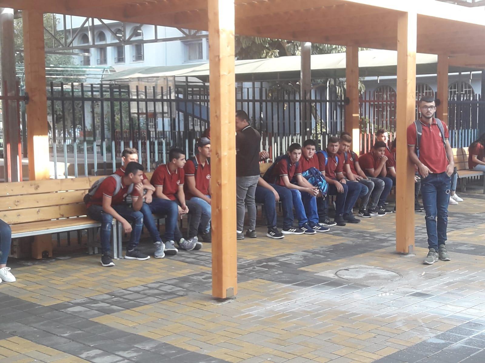 إضراب في ثانوية البطوف بعرابة