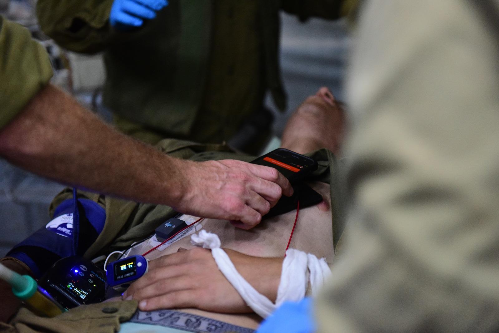 تدريبات إسرائيلية لفحص الجاهزية التكنولوجية والطبية خلال الحرب