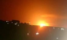 انفجارات ضخمة تهزّ العاصمة السورية دمشق