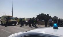مصرع سائق دراجة كهربائية بحادث قرب اللد