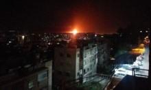 المرصد: قتلى وجرحى باستهداف إسرائيلي لمطار المزة العسكري قرب دمشق