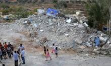 الولجة: الاحتلال يجبر مواطنة على هدم منزلها