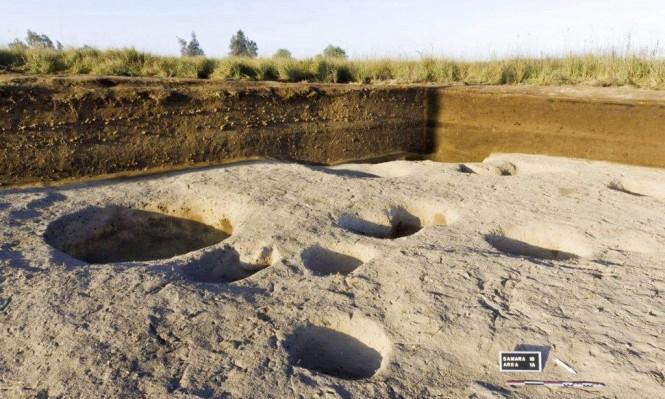 اكتشاف أقدم قرية في مصرية تعود للعصر الحجري
