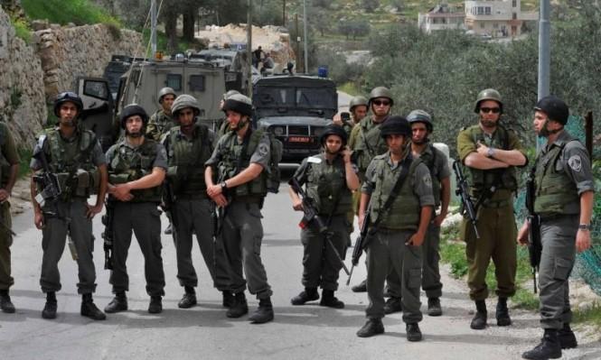 اعتقال فلسطيني بزعم مهاجمة مستوطن قرب بيت لحم