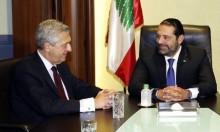 """الحريري يسلم عون """"صيغة حكومة وحدة وطنية"""""""