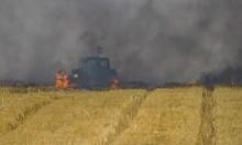 """""""غلاف غزة"""" يطالب لاهاي بأن تعوضهم حماس عن الحرائق"""