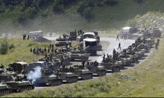 مناورات عسكرية لأوكرانيا وحلف الأطلسي بظل التوتر مع روسيا