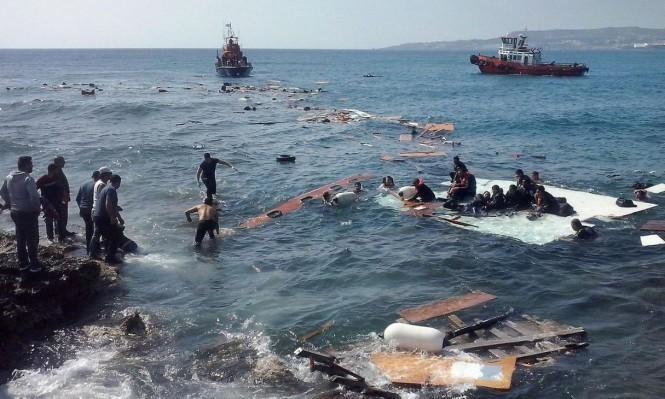الأمم المتحدة: عبور المتوسط الأخطر على المهاجرين