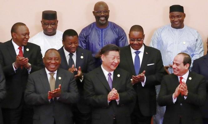 الرئيس الصيني يتعهد بتمويل مشروعات مفيدة في أفريقيا