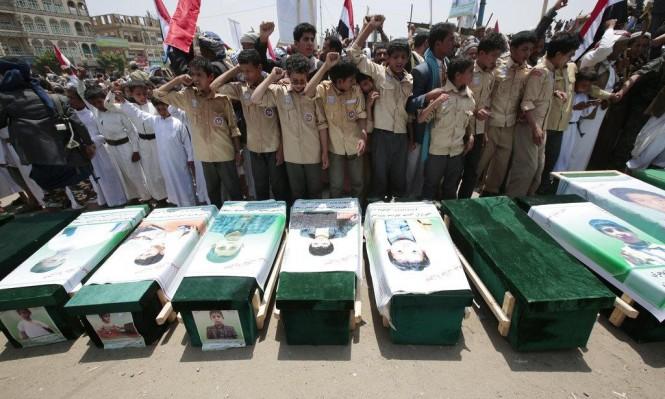 اليمن: مقتل 38 وإصابة 26 في غارات على الحديدة