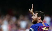 برشلونة يعلق على استبعاد ميسي من قائمة الأفضل بالعالم