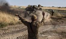 """""""إسرائيل تنهي الهدنة القصيرة مع سورية"""""""