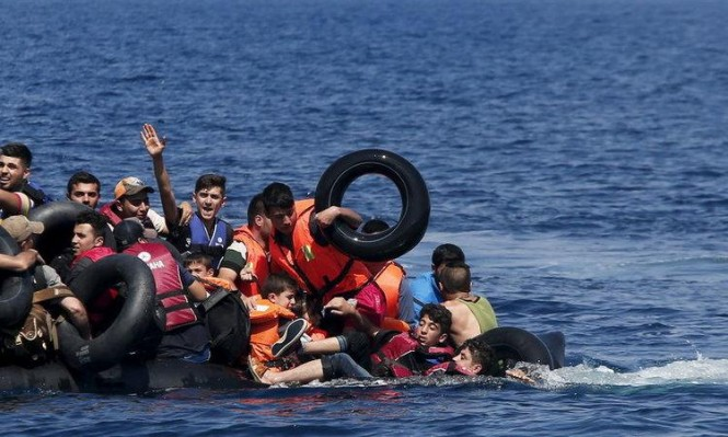 قبرص: إنقاذ 36 مهاجرا سوريا ومخاوف من تدفق المزيد